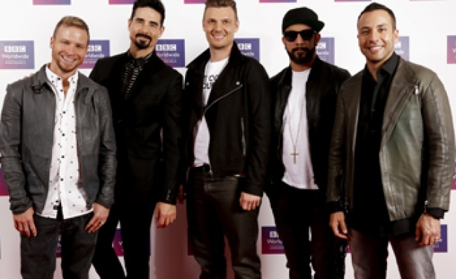 International charts analysis: Backstreet's back (again)