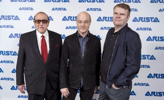 'David is a visionary': Sony relaunches Arista with David Massey