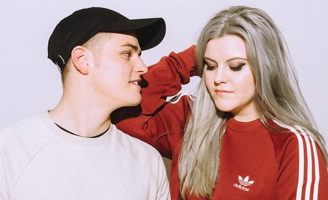 Bucks Music Group signs pop duo Dusky Grey