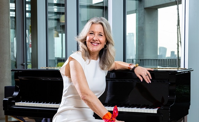 PRS For Music CEO Andrea Martin warns on Covid-19 impact