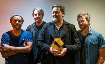 Charts analysis: Elbow make it a hat-trick of No.1 albums