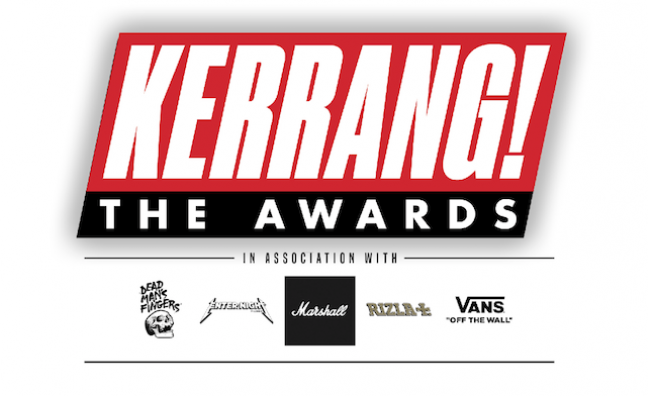 Metallica, Bring Me The Horizon, Jimmy Page, Idles and more honoured at the Kerrang! Awards 2019