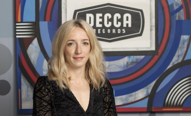 'We're thinking about audiences all the time': Decca GM Laura Monks on the transition to streaming
