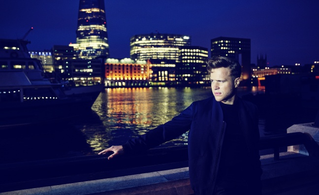 Olly Murs and Nathan Sykes perform on X Factor as Sam Lavery gets the boot