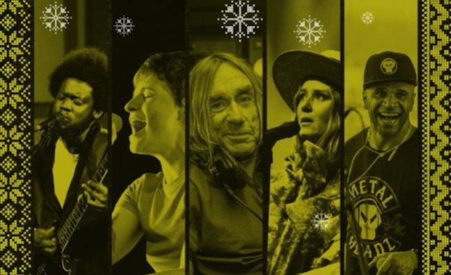 BBC Radio and BBC Sounds reveal festive highlights