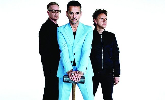 Depeche Mode, Judas Priest, Motorhead nominated for Rock Hall Of Fame