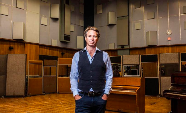 Giles Martin gets top audio job at Universal Music Group