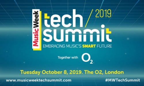 Music Week Tech Summit Together With O2