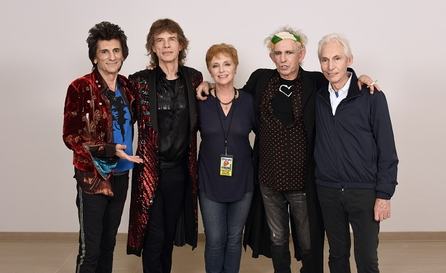 Rolling Stones manager Joyce Smyth on what's next for the legendary rockers