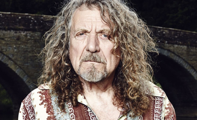 Robert Plant cancels Meltdown appearance to attend Stairway To Heaven trial