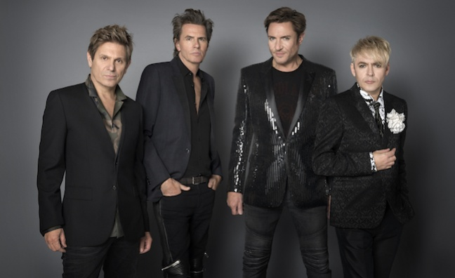 Duran Duran signs global deal with Warner Chappell
