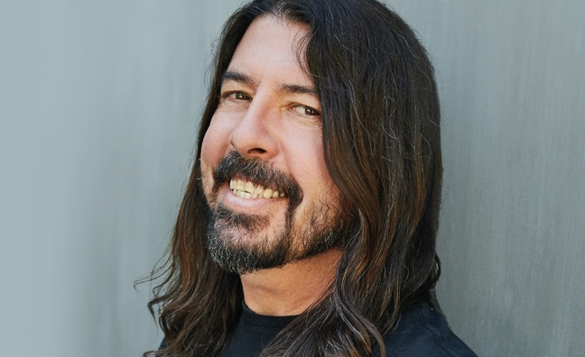 Dave Grohl on Nirvana, Foo Fighters and the person who's 'fuelled' his engine for 25 years