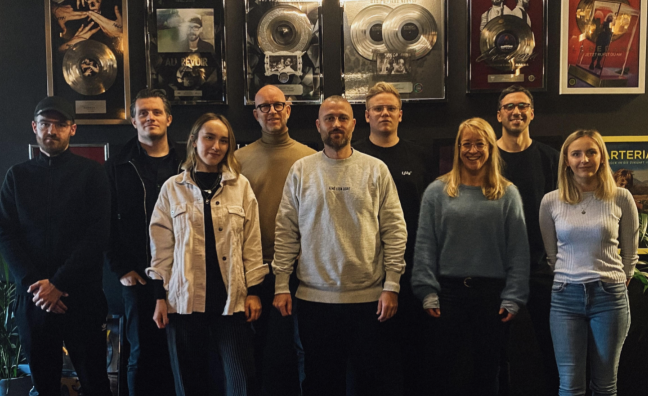 Universal Music Publishing Group & Electric Feel Entertainment expand talent partnership
