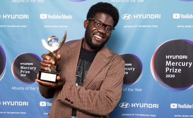 Mercury Prize BBC TV coverage reaches 5.4 million viewers