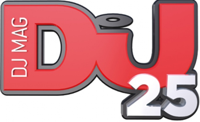 DJ Mag announces 25th anniversary events
