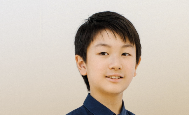 12-year-old violin prodigy Christian Li becomes youngest ever Decca Classics signing