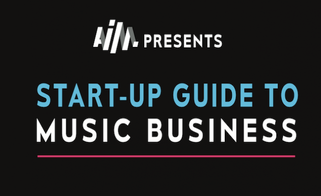 AIM to launch start-up guide to music business