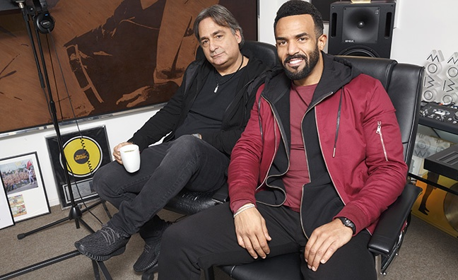 Relationship goals: Craig David & manager Colin Lester on 17 years of fame & friendship