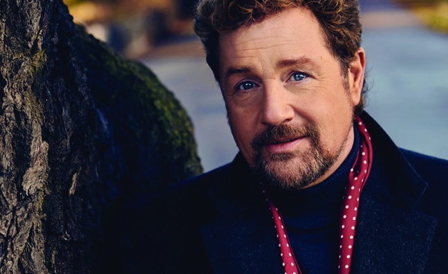 Michael Ball on recovering from the coronavirus, working with Captain Tom Moore and his post-lockdown plans
