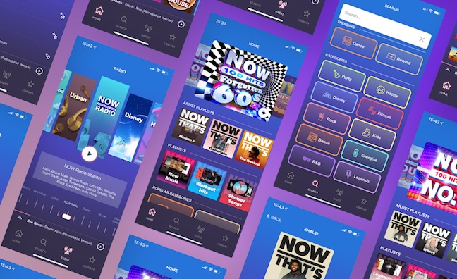 Now Music's Alex McCloy on streaming choice for consumers