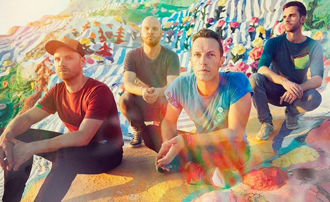 'To be part of this is incredible': Coldplay manager talks the band's future