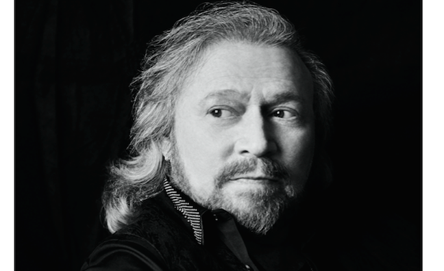 Barry Gibb signs to Columbia Records; RCA in UK