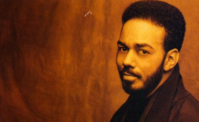 Tributes to R&B singer James Ingram