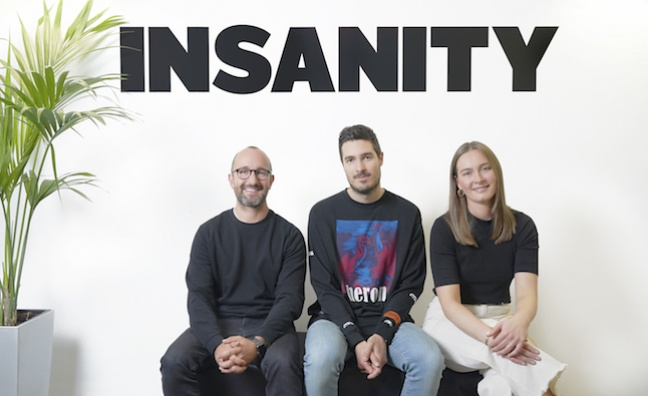 'He is a strategic creative with a proven track record': Insanity appoints Alastair Kinross as head of A&R