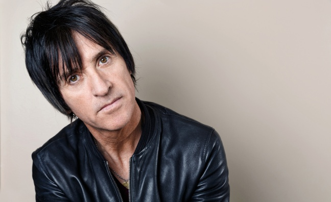 'He's one of our most important artists': Dan Chalmers targets Top 10 with new Johnny Marr LP