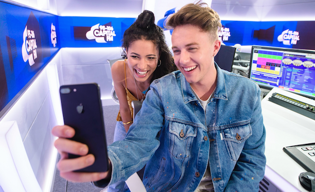 Roman Kemp and Vick Hope unveiled as new co-hosts for Capital London Breakfast show