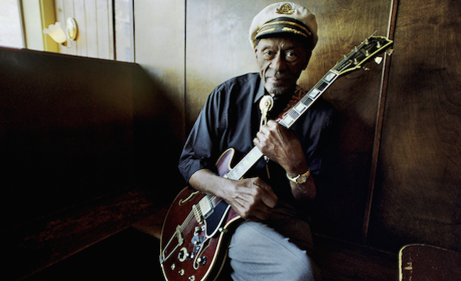 Details of Chuck Berry's final album revealed