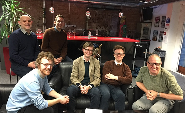 Public Service Broadcasting sign worldwide licensing deal with Play It Again Sam