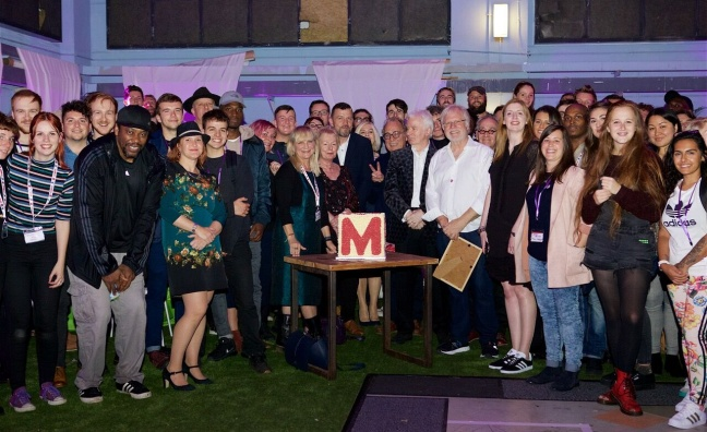 Music Managers Forum marks 25th anniversary