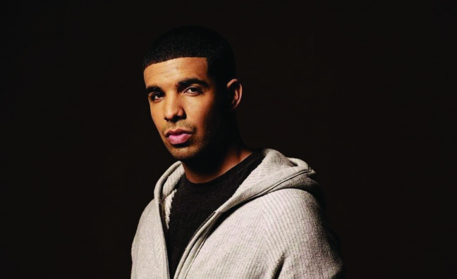 Drake hailed as 'king of pop' by O2 Arena head of programming