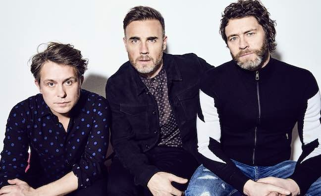Take That to play Amazon Prime event