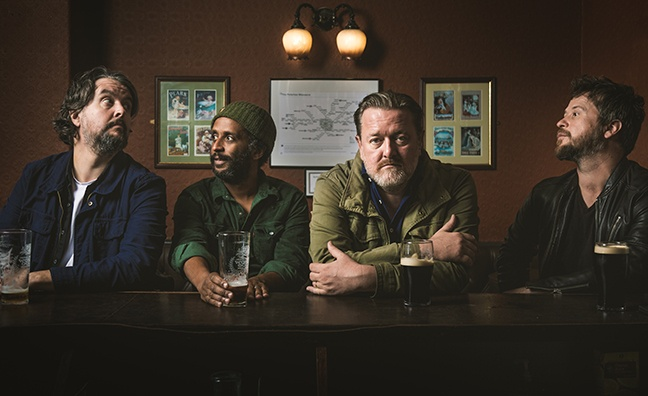 Elbow to release single-track version of Giants Of All Sizes for National Album Day