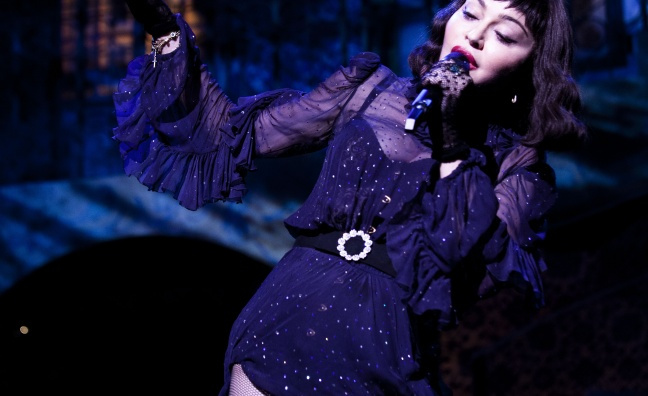 The Madame X factor: First night report from Madonna's spectacular London Palladium residency