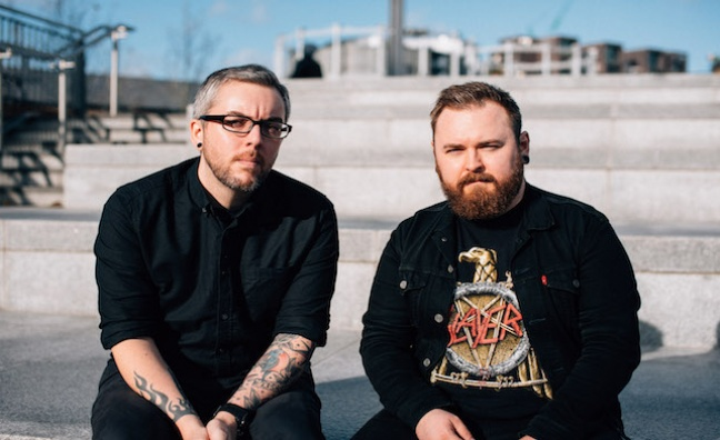 'Heavy music doesn't stand still': Creative agency CMND/CTRL launched by former Live Nation/Warner duo
