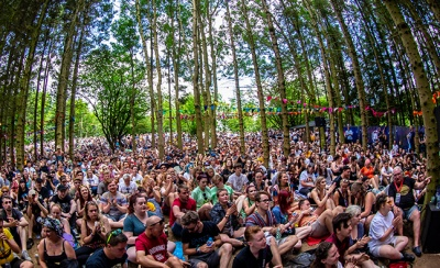 'We just went for it': James Scarlett on the rise of rock festival 2000 Trees