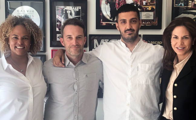 Spirit Music Group exec James Cheney joins Reservoir, adds Grammy Award-winner Rami Dawod to roster