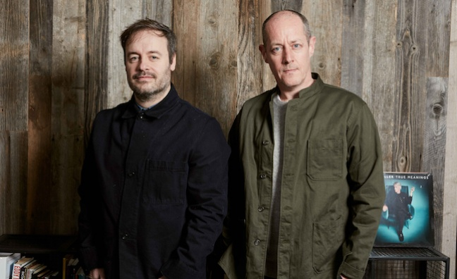 'A dynamic, transformative leadership team': Co-president Nick Burgess starts at Parlophone
