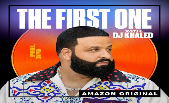 Amazon Music launches podcast offering, confirms shows with DJ Khaled, Becky G & more