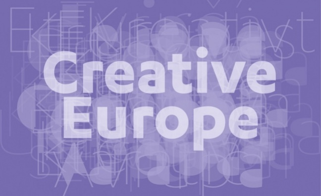What does the UK's withdrawal from Creative Europe mean for the music business?