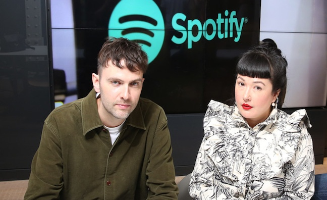Spotify UK head of music Sulinna Ong on breaking acts