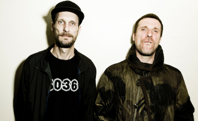 'We missed them' Sleaford Mods re-sign to Rough Trade Records after independent release