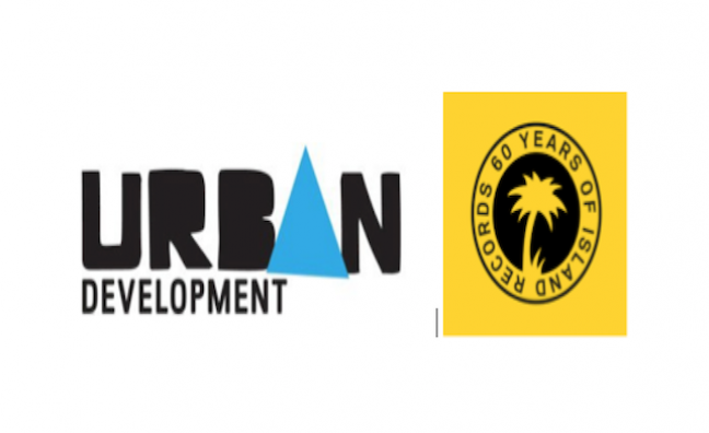 Urban Development and Island Records partner to support young artists