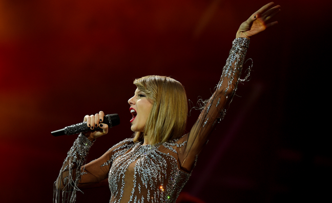 'We're delighted to have her on the BBC': Taylor Swift's Biggest Weekend set to air on BBC One