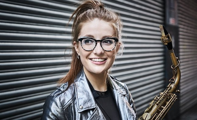 'I can't wait to share all my latest discoveries': Radio 3 signs up rising star Jess Gillam