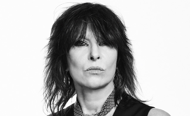 Hipgnosis acquires Chrissie Hynde catalogue