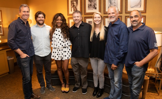 'Authenticity and honesty': Warner Chappell signs Mickey Guyton